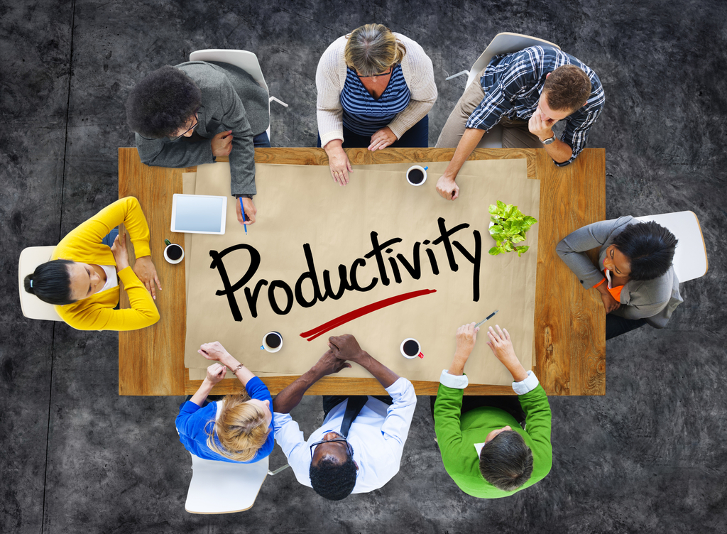 Highly Productive People